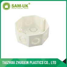 ASTM PVC Box Octagonal