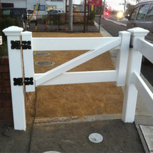 Single Gate For Rail Fence