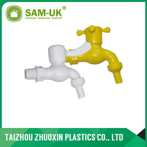 PP or PVC tap for water supply
