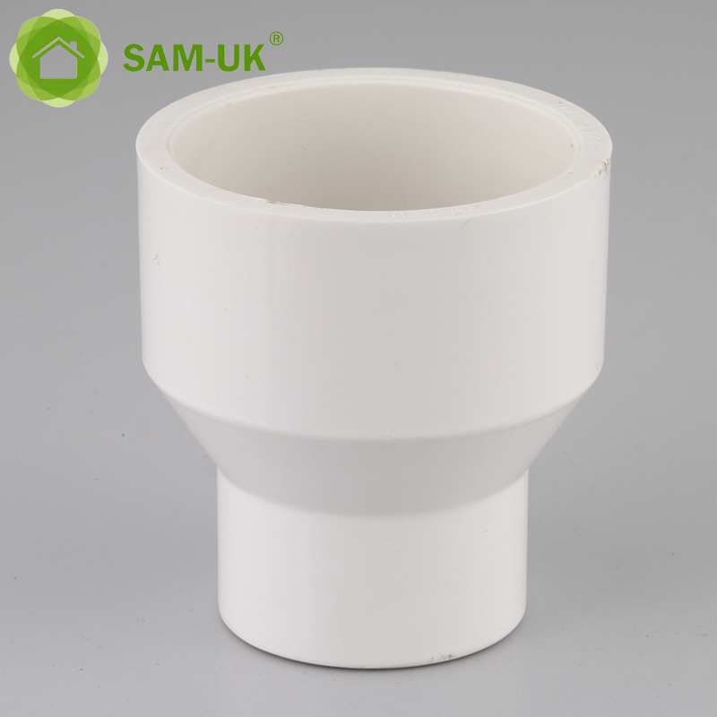 1 inch PVC reducing coupling for water supply Schedule 40 ASTM D2466