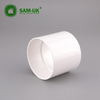 4 inch schedule 40 PVC drain pipe repair coupling