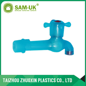 PP or PVC tap for water plumb