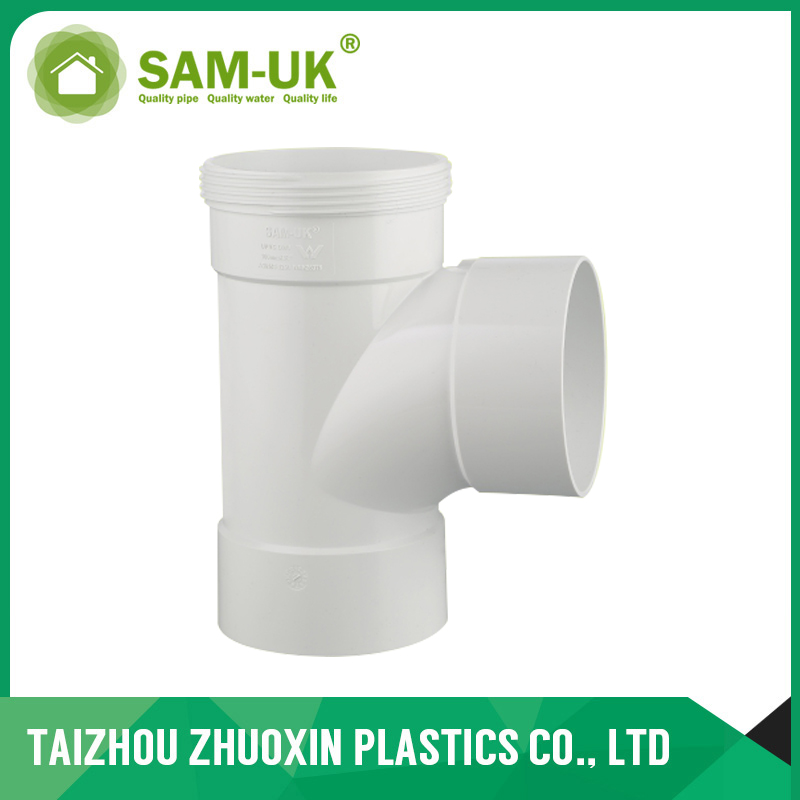 AS-NZS 1260 standard PVC PLAIN JUNCTION F/F