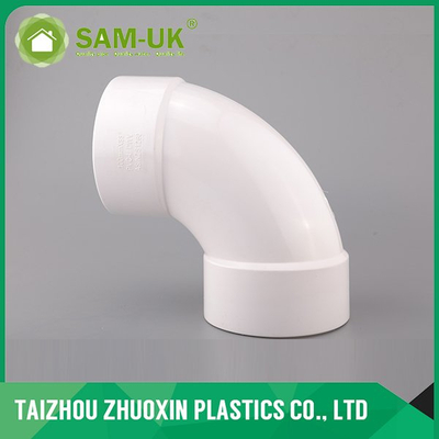 AS-NZS 1260 standard PVC DWV 90 deg elbow