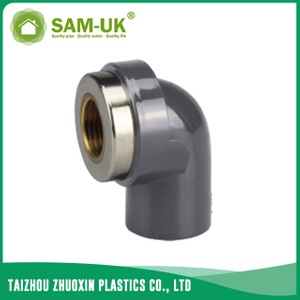 PVC copper elbow Schedule 80 ASTM D2467