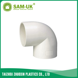 PVC elbow by 90 degree for water supply GB/T10002.2