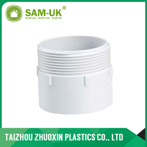 AS-NZS 1260 standard PVC MALE THREAD ADAPTOR