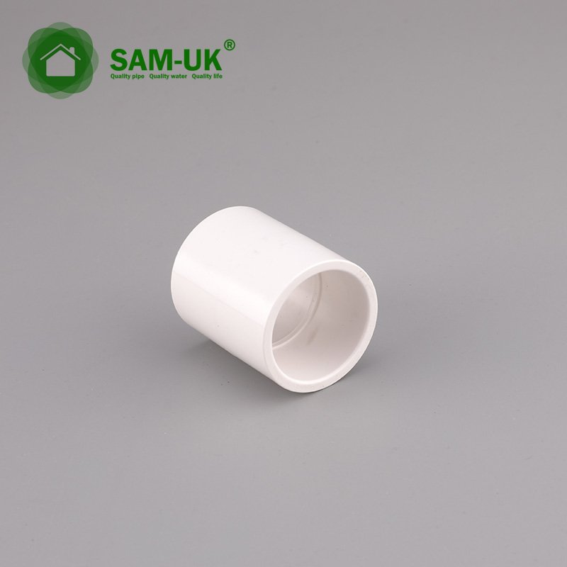 PVC pipe coupling for water supply Schedule 40 ASTM D2466