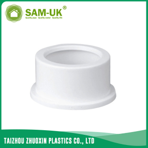 PVC reducing bushing for water supply Schedule 40 ASTM D2466