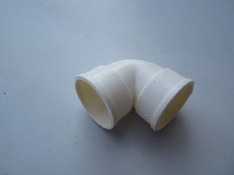 PVC pipe elbow