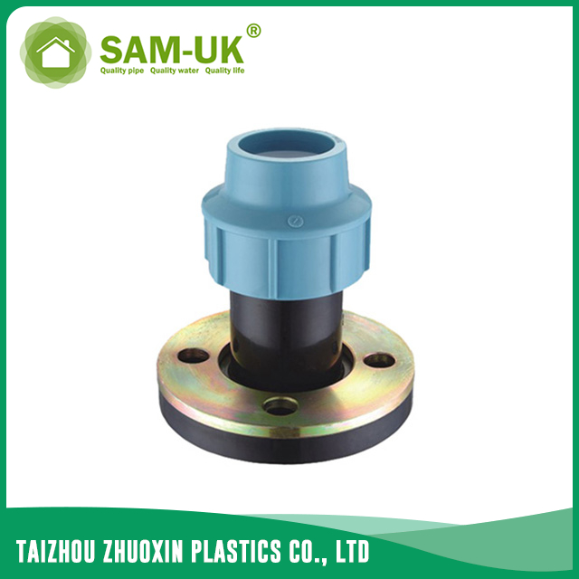 PP flange for irrigation water