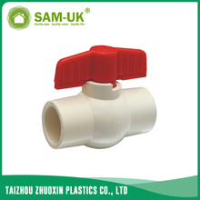 CPVC compact ball valve for water supply