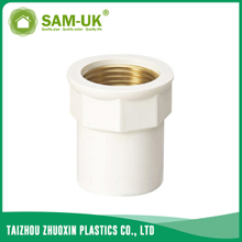 PVC brass female coupler for water supply GB/T10002.2