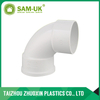 AS-NZS 1260 standard PVC Plain Bend F/F