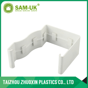 PVC Heavy Load Gutter Bracket FOR RAINWATER