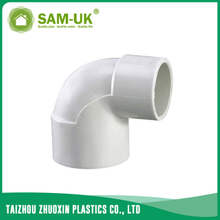 PVC reducing pipe elbow for water supply GB/T10002.2