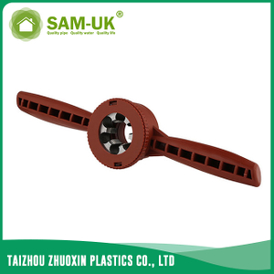 Threading tool for PPH pipe